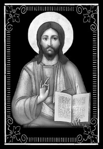 Гравировка Иисуса Христа ИК35