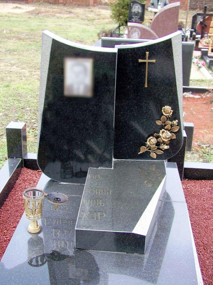 Эксклюзивный фигурный надгробный памятник