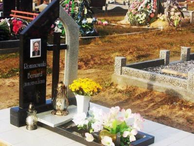 Эксклюзивный надгробный памятник на могилу отца