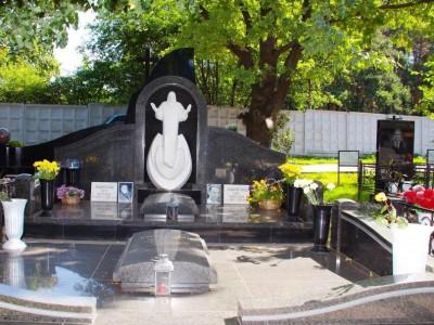 Эксклюзивный мемориальный комплекс для одного человека