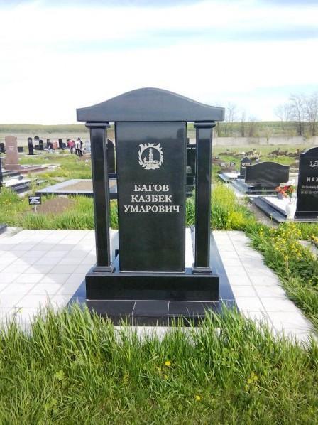 Мусульманский памятник на могилу фото