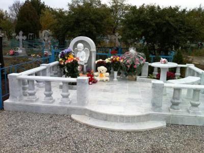 Детский мемориальный комплекс для младенцев