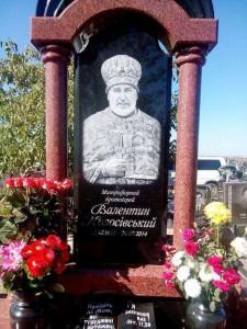 Эксклюзивный надгробный памятник для священника