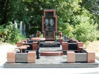 Элитный мемориальный комплекс для двоих