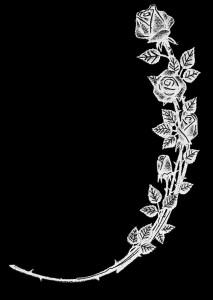Гравировка цветов ЦВ32