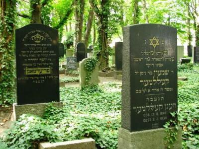 Оформление иудейского памятника на могилу