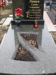 Цвет лампадки для надгробного памятника фото