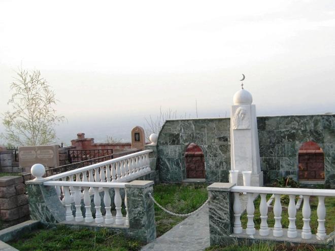 Мусульманский мемориальный комплекс