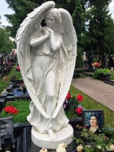 Элитная скульптура для надгробного гранитного памятника
