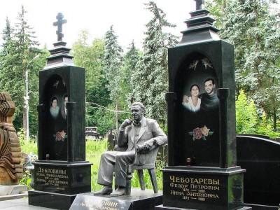 Мемориальный комплекс для четверых