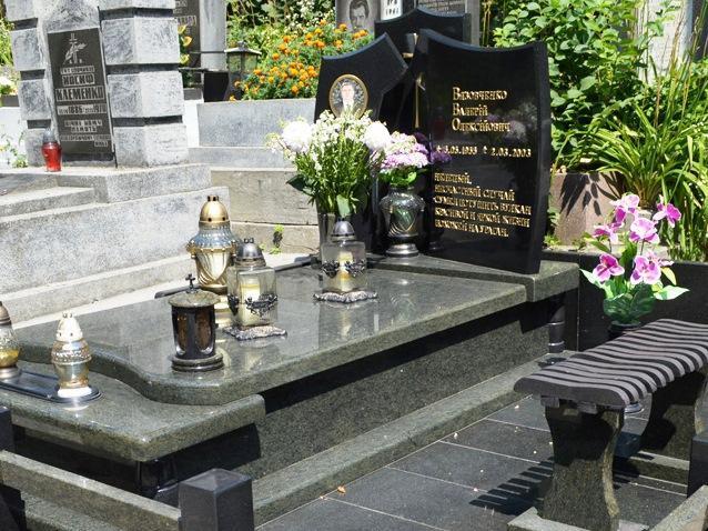 Масловский гранит для надгробного памятника
