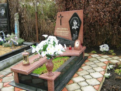 Форма памятника из гранита на могиле