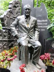 Скульптура человека для эксклюзивного мужского памятника