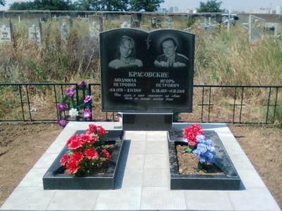 Надгробный памятник на могилу учителя